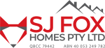SJ Fox Homes Logo